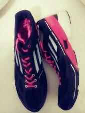 finest selection ffab0 3bc18 Adidas ADIZERO FEATHER 2 Running Gym adistar Trainer Shoe tennis ~Women sz 8