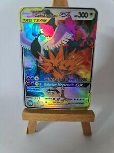 Galarian-ARTICUNO-ZAPDOS-and-MOLTRES-proxy-Custom-Pokemon-Card-dans-HOLO