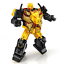 Transformers-WeiJiang-Predaking-Combiner-5-In-One-Set-Feral-Rex-Action-Figure thumbnail 16