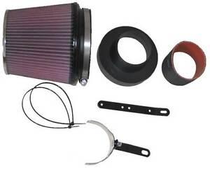 57-0631 K/&N 57i induction kit filtre à air kit d/'admission //