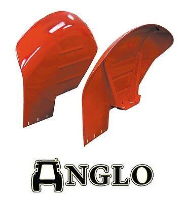 Massey Ferguson Safety Wings Rear Fenders 6 Drop For 240 35 35x 35 Tractors Ebay