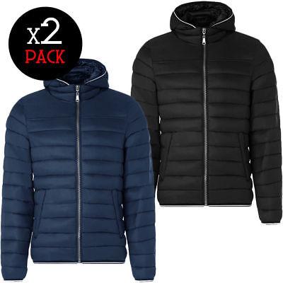 Coppia piumini uomo TWIG Ultralight Jackets cappuccio giubbino giacca