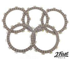 HONDA CLUTCH FRICTION PLATE DISC SET 2 FIBER DISCS XL70 SL70 XR50 XR70 CL70 C70M