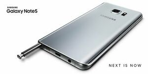 New-UNOPENDED-Samsung-Galaxy-Note-5-SM-N920A-AT-amp-T-Smartphone-BlackSapphire-32G