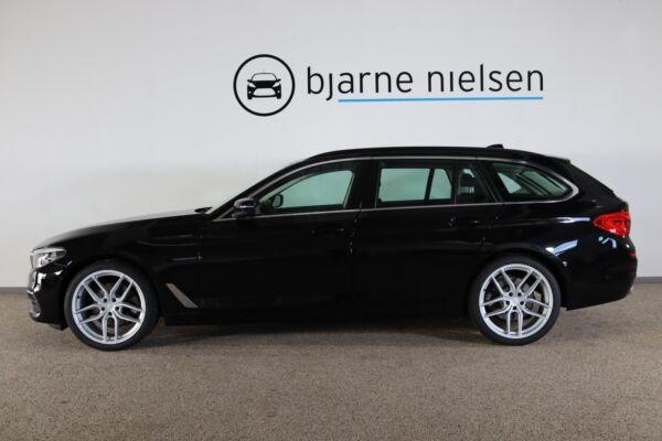 BMW 520d 2,0 Touring aut. billede 1