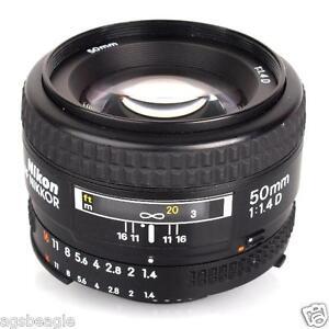 Nikon-AF-50MM-F-1-4D-Lens-Brand-New-With-Shop-Agsbeagle