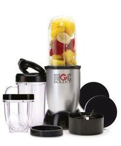 Magic-Bullet-11-Piece-Smoothie-Blender-Single-Serve-Cup-Personal-Mixer-Small-NEW