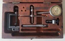 Starrett Dial Test Indicator Set With Original Box 196