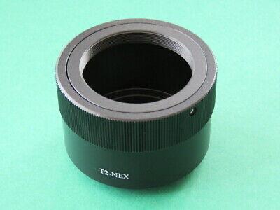C/ámara Profesional T2 T Lente para Sony E-Mount Anillo Adaptador NEX-7 3N 5N A7 A7R II A6300 A6000 T2-NEX