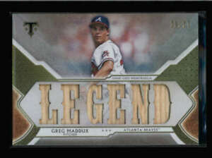 GREG-MADDUX-2018-TRIPLE-THREADS-LEGENDS-6-PC-GAME-USED-BAT-RELIC-23-27-AY7364
