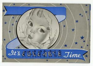 1940's LULLABYE Time Children's Bedroom Furniture Catalog, Cradles, Cribs, Toys