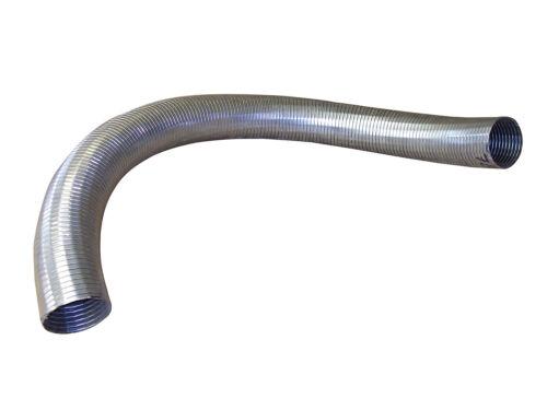 """76mm 3 /""""Flessibile Polylock Acciaio Inossidabile Flexi Tubo 1.5 Metro di scarico universale"""