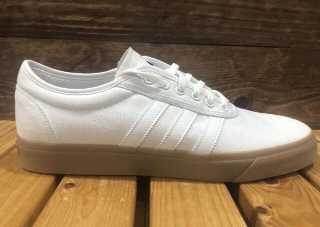 adidas adi ease white gum