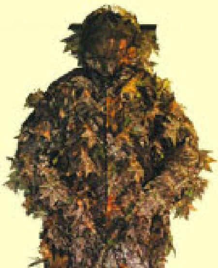 Shannon Bug Tamer Plus 3-D Leaf Zippered Parka 2XL 7918