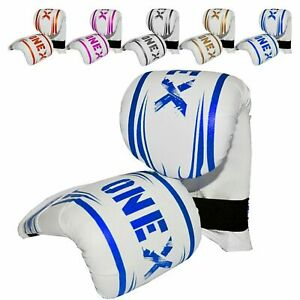 Kids-Boxing-Gloves-Junior-Punching-Bag-Mitt-MMA-Training-Fitness-Fighting-Gloves