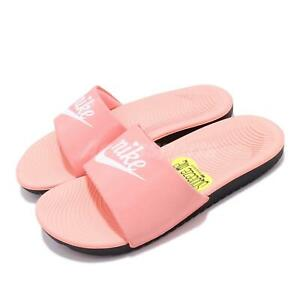 new concept 8f288 7652b Details about Nike Kawa Slide VDAY GS PS Kids Girls Slippers Slides  Valentines Day BQ7427-600