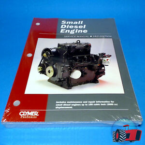 workshop manual small diesel engine deutz isuzu kubota lister rh ebay com au