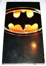 Batman (VHS, 1997)(Sci-Fi) Michael Keaton!