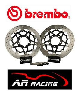 Brembo 330mm Conversion Front Brake Disc to fit Kawasaki ZX10R 2008-2015