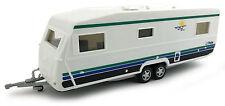 Caravan - Wohnwagen Big Polar 2005, Cararama Auto Modell 1:43