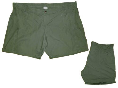 52-56 NEU Damenshorts Bermuda kurze Hose Cargo Shorts Hot Pants Übergröße Gr