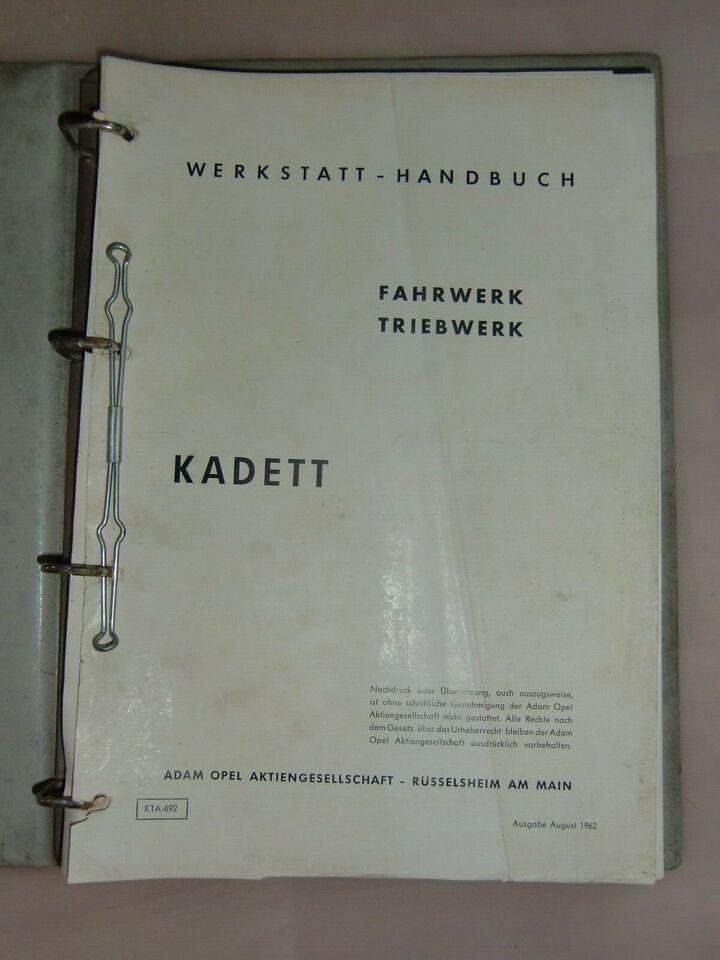 værkstedshåndbog