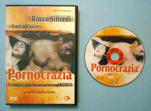DVD-Film-Ita-Commedia-PORNOCRAZIA-amira-casar-ex-nolo-no-vhs-cd-lp-mc-T7