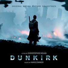 Dunkirk [Original Motion Picture Soundtrack] [Digipak] by Hans Zimmer (Composer) (CD, Jul-2017, WaterTower Music)
