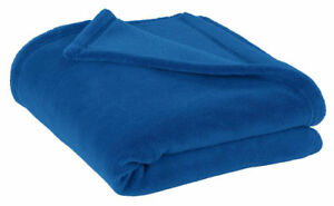 Port Authority Super Lightweight Soft Polyester Plush Blanket. BP30