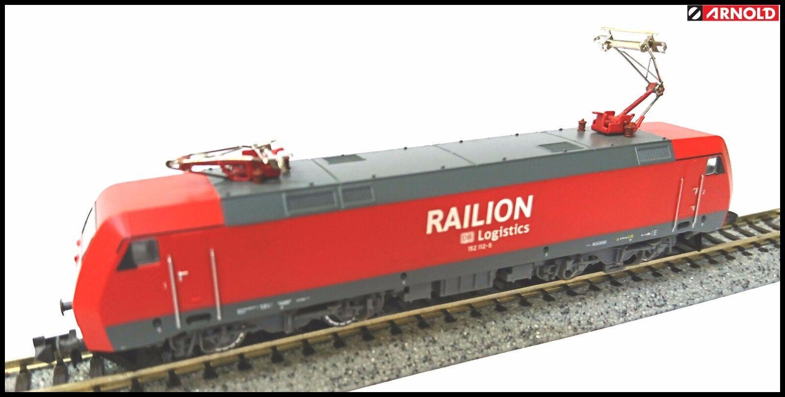 Arnold - BR 152 - DBAG RAILION Logistics Electric Loco  152 112-9 - HN2020