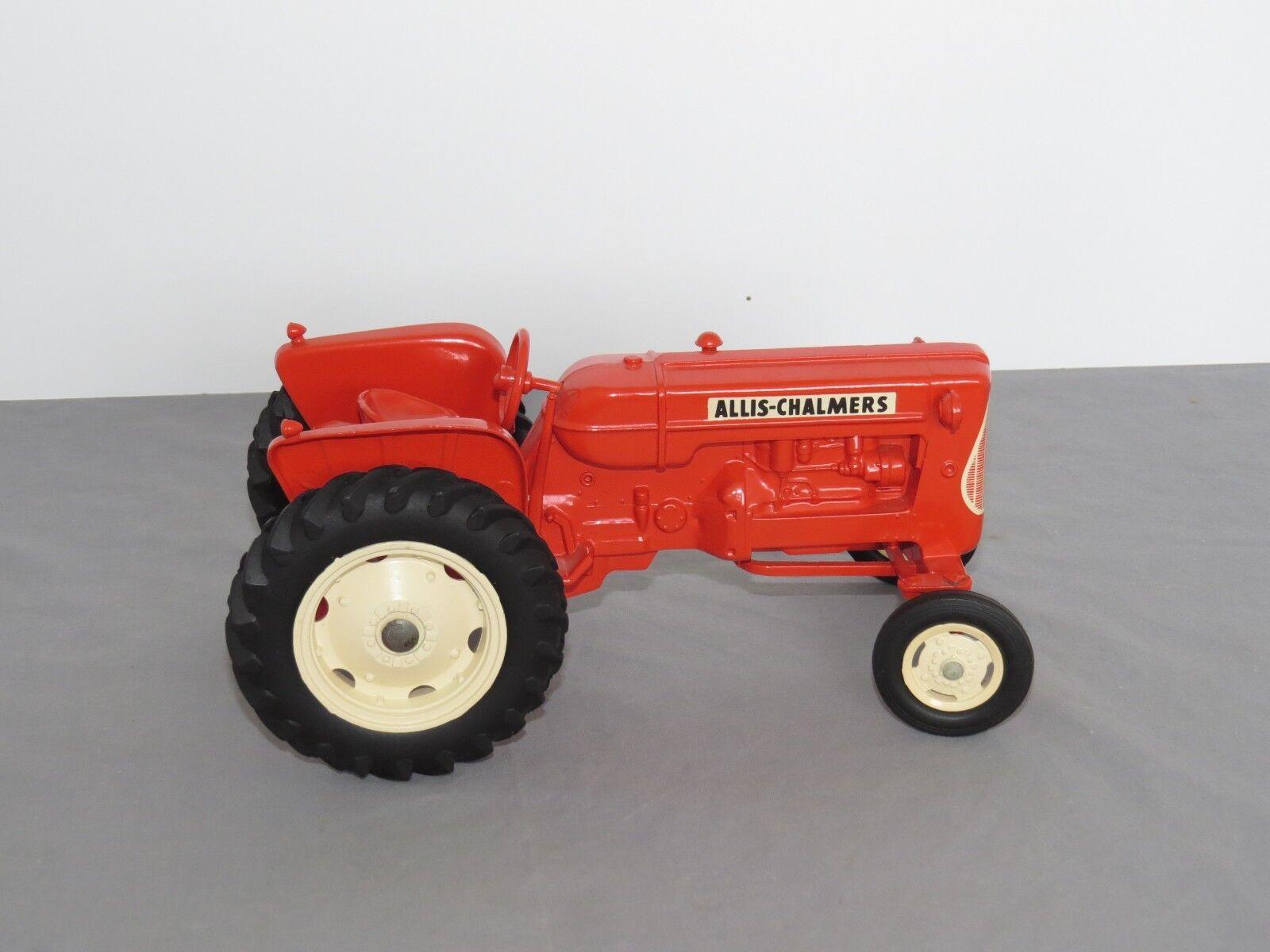 Vintage Allis Chalmers D17 D-17 ERTL ERTL ERTL 1960's Toy Tractor RESTORED NICE wide front 955c7b