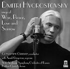 Dmitri Hvorostovsky Sings of War, Peace, Love and Sorrow (CD, Aug-2016, Delos)