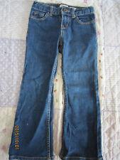 Oshkosh B'gosh Toddler Girl Blue Jean Pants (Long, Boot Cut) 5yo 1pcs