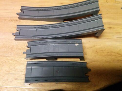 lego duplo train track gray curved and straight bridge pick