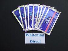 18 CREST 3D WHITE GENTLE ROUTINE TEETH WHITENING WHITESTRIPS SENSITIVE STRIPS