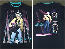 True Vintage 1994 Alan Jackson Country Music Concert Tour Graphic T-Shirt M/L
