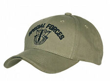 US Army Special Forces Insignia Baseball Cap Oliv Seals Navy Marines USMC WK2