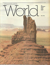 Volkswagen's World Magazine Owner's Mag/NotSold On Stands Fall 1986