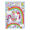 Unicorn & Rainbow Writing Set – Childrens Girls Stationery Rachel Ellen Gift