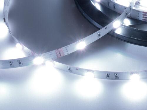 SMD Led Stripe Streifen Endlosband ab 5cm Gewünschte Länge wählbar Weiß Leds