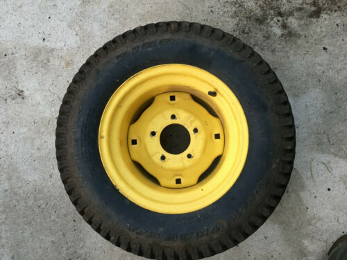 John Deere 265 23x10.50-12 Rear Wheel Tire Rim GT235 GT242 345 GT275 325 425 318