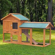 Cage pour lapin de à à petit animal-décrochage Déplaçable