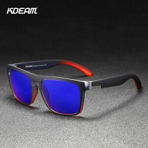 Kdeam KD505 C4 HD Polarized Sunglasses Gafas de sol Polarizadas UV 400