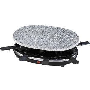 Raclette-Grill-mit-Granitstein-fuer-8-Personen-900Watt-H-koenig-RP85
