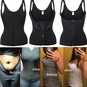 Women-Control-Shaper-Body-Cincher-Tummy-Underbust-Trainer-Corset-Waist-Shapewear