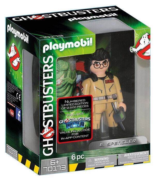 PLAYMOBIL Ghostautobusters Col.Ed.  E. Spengler 70173 PLAYMOBIL  a buon mercato