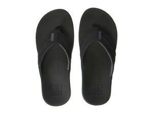 Men-039-s-Shoes-Reef-Ortho-Bounce-Coast-Sandals-RF0A3YKQ-BLACK-New