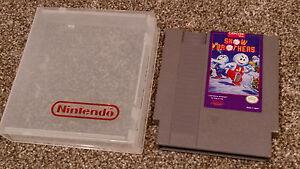 Snow-Brothers-Bros-Nintendo-NES-Game-Cartridge-Capcom-lot-TESTED-amp-FREE-SHIP