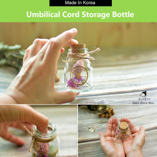 present for a newborn Umbilical Cord Storage Bottle Baby/'s First Curl, Teeth