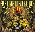War Is The Answer 0813985010083 by Five Finger Death Punch CD